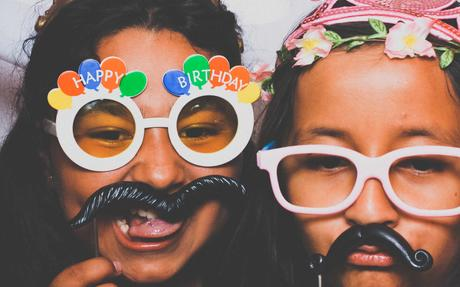 2015 5th Grade Photo Booth